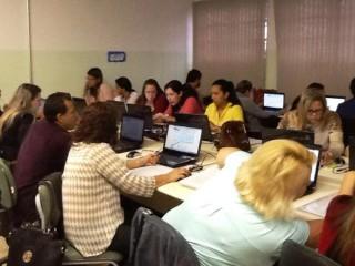 Equipe do EIC/CIBFar ministra curso em Mirante do Paranapanema.