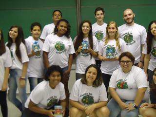 Workshop do Clube de Ciências 2015.