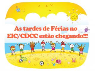 Tardes de Férias do EIC/CDCC