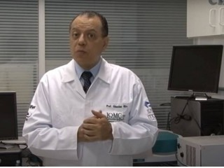EPTV homenageia pesquisador Glaucius Oliva, professor do IFSC/USP.