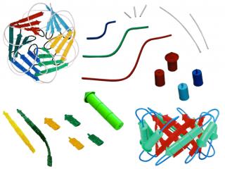 Construindo Modelos Topológicos de Proteínas
