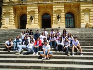 Viagem dos clubistas ao Museu Paulista São Paulo. (2011)