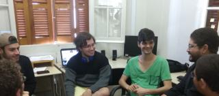 Equipe de pesquisadores EIC